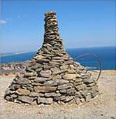 Stone funnel
