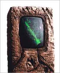 Téléviseur et empreinte sonore