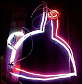 Entonnoirs néons