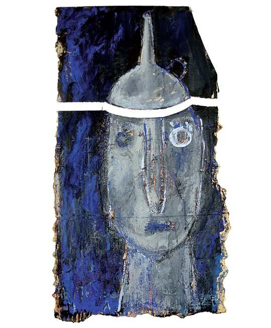 Entonnoir autoportrait