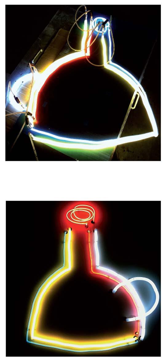 Entonnoir neon