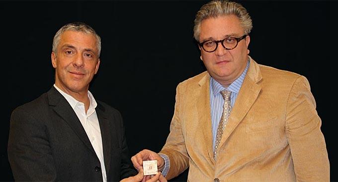 SAR le Prince Laurent de Belgique et Marc-André 2 Figuères